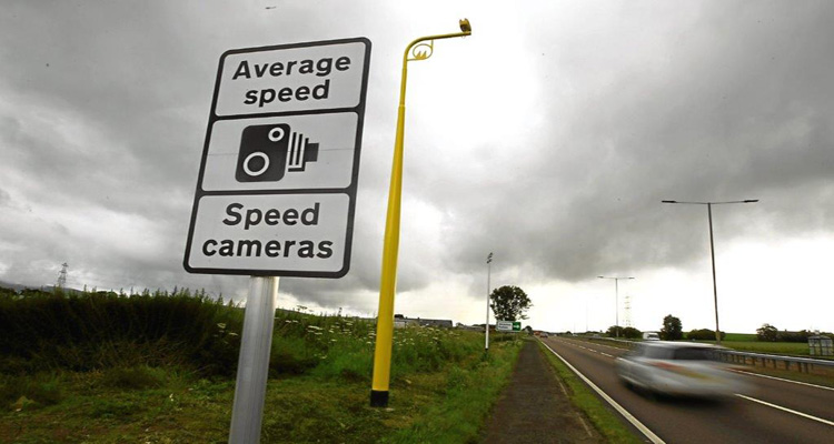 A90 average speed cameras