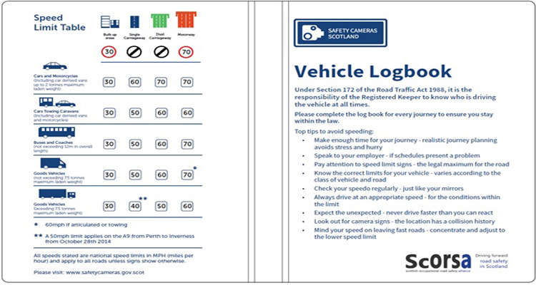 Vehicle Logbook